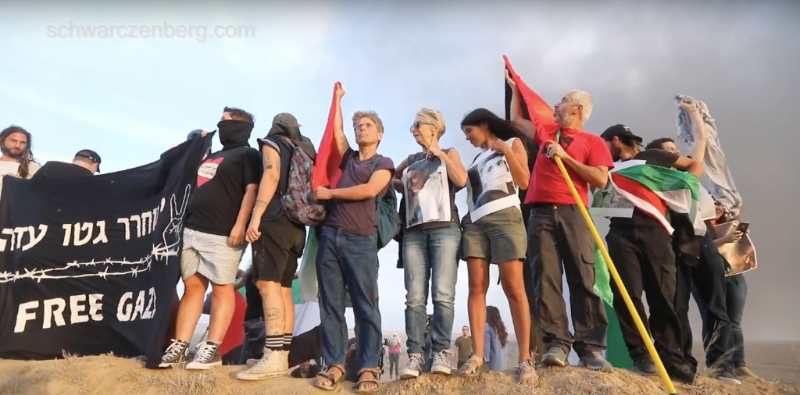 Friday, October 5: the Great March Continues, Return speaks with BDS activists inGaza