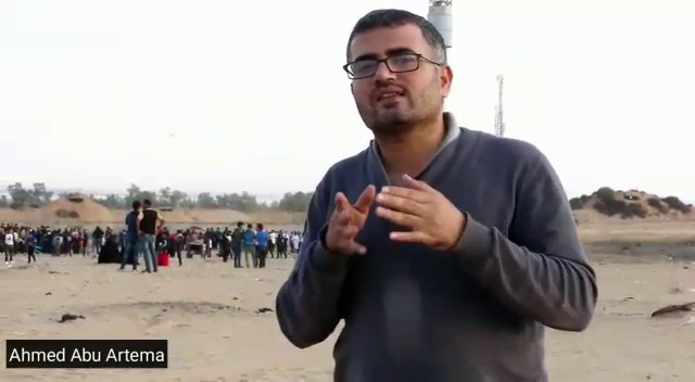 Why Gazans continue to protest-live from the 79th week of the Great March ofReturn